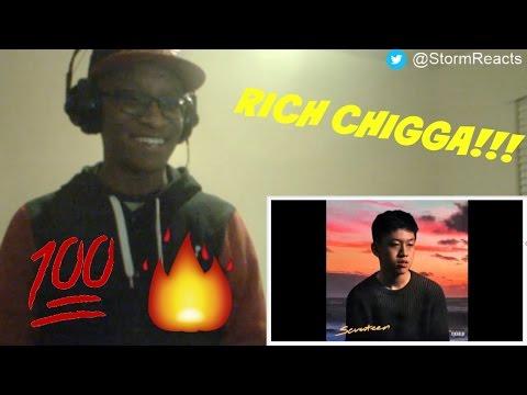 Rich Chigga - Seventeen (Official Audio)- REACTION