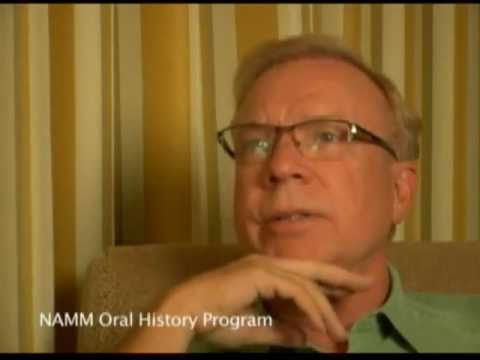 Gary Burton Interview in 2008