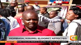 DAY BREAK | Transport crisis in Eldoret