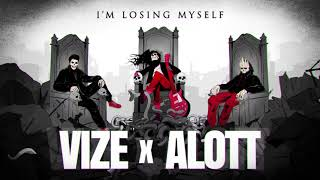 VIZE & ALOTT - I'm Losing Myself (Visualizer) [Ultra Music]