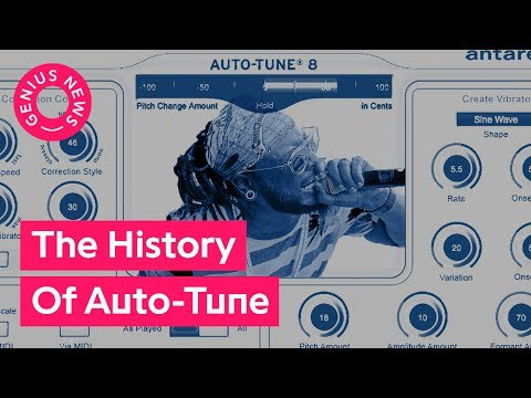 The History Of AutoTune  Genius News