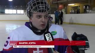SPRÁVY TVDK sledge hokej