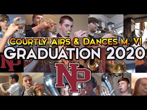 Courtly Airs & Dances FINAL GRADUATION VIDEO - New Prague High School Bands