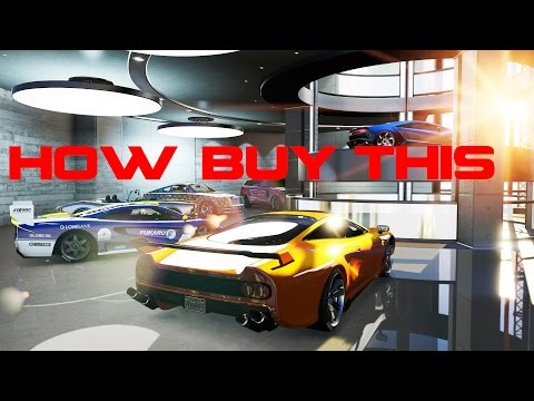 GTA 5 NEW DLC [HOW BUY NEW GARAGES]
