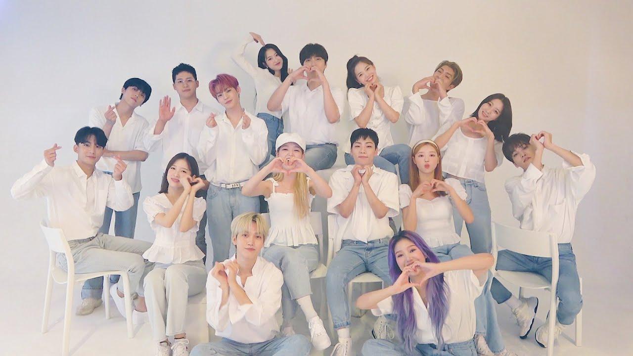 Download [M/V] B1A4,오마이걸,온앤오프 (ONF) - 너와 나의 시대 (OURS)