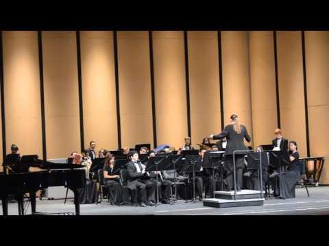 Elsinore High School Concert Band@LEUSD Band Day 2016