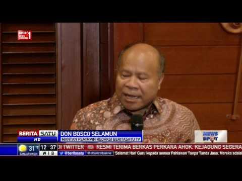 Claudius Boekan Gantikan Don Bosco Selamun sebagai Pemred BeritaSatu TV