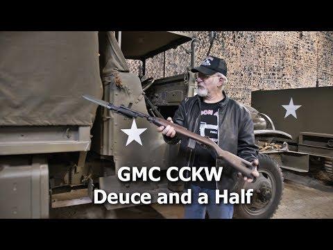 Dragon Man's GMC CCKW  Deuce And A Half