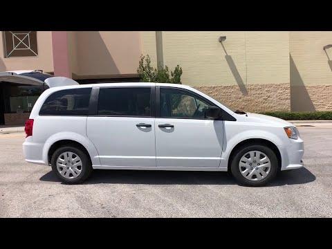 2019 Dodge Grand Caravan Orlando, Deltona, Sanford, Oviedo, Winter Park, FL R664610