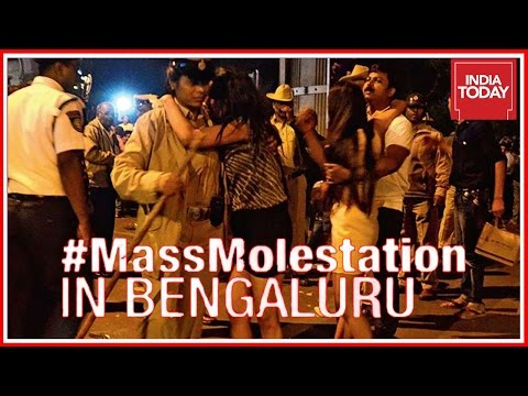 Bangalore Mass Molestation Victim Speaks Out On Her Ordeal