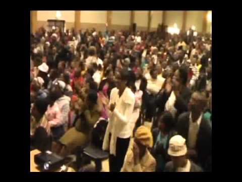 Ntate ke mang song - with Apostle Prophet Mufaro Maposa (The manifest sons of God Movement)