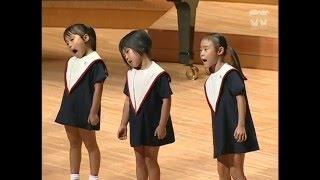 童謡メドレー 唱歌 「小鳥のうた」 ひばり児童合唱団 創立70周年記念公演 10 曲目 chorus メドレー