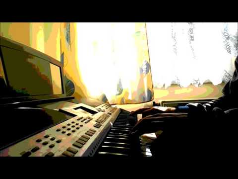 Casiopea - Looking up (synth solo) cover by Banan