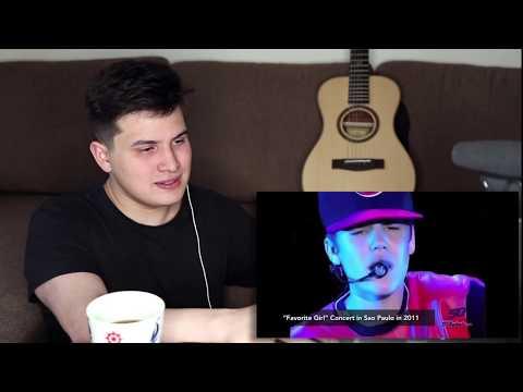 Vocal Coach Reaction To Justin Bieber's Best Live Vocals