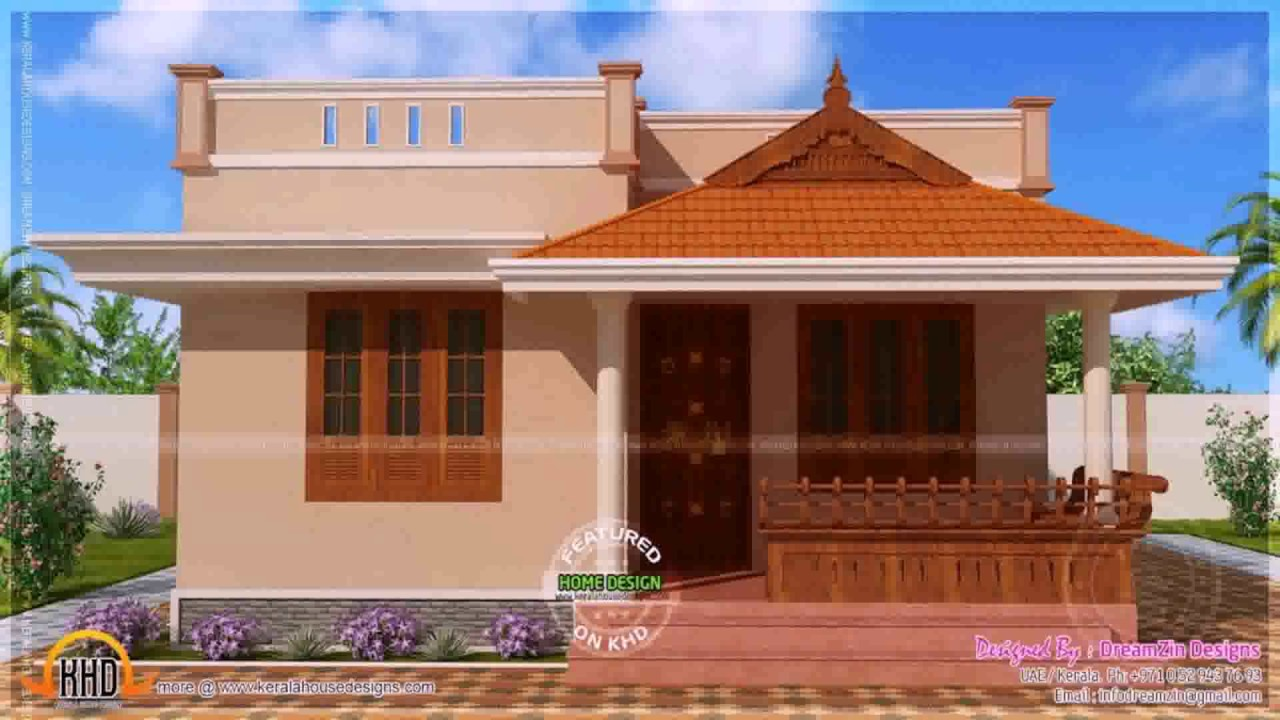 Small House Plans In Indian Style See Description See