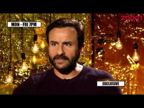 Saif Ali Khan On 'Kaalakaandi', Son Ibrahim's Acting Aspirations & Much More | Bollywood News