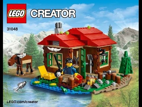 lego creator 3 in 1 instructions