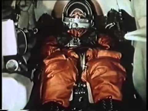 Jurij Alekszevics Gagarin első felszállása