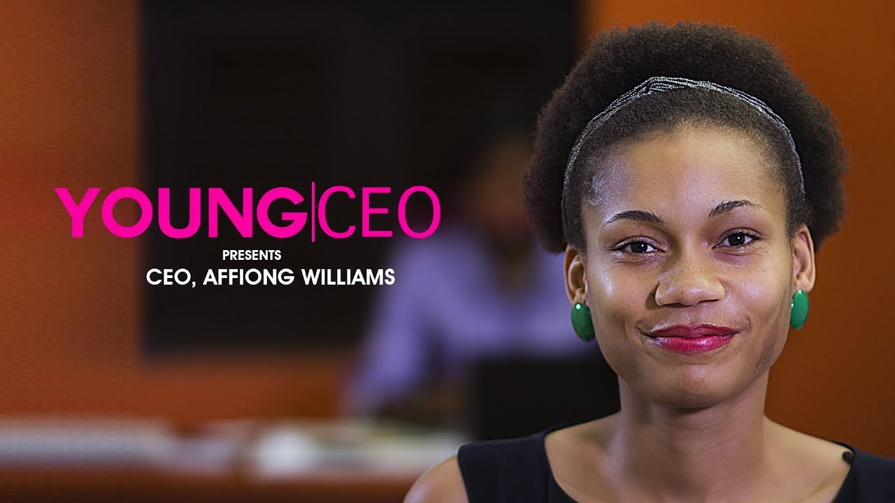 YOUNG CEO – AFFIONG WILLIAMS