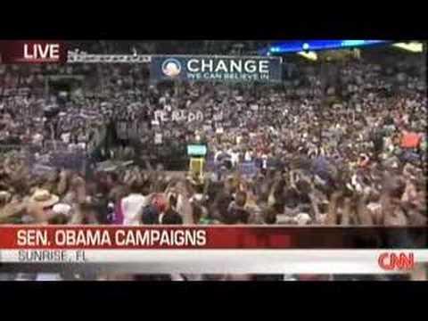 Obama in Sunrise