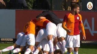 Metehan Mertöz'ün galibiyeti getiren golü | Galatasaray U21 2-1 Trabzonspor U21