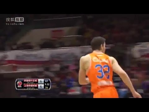Jimmer Fredette 25 Points vs Xinjiang Flying Tigers | Full Highlights | January 24, 2017