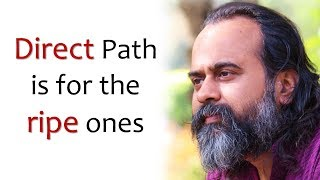 Download Direct Path is for the ripe ones, for others is Yoga etc || Acharya Prashant,on Raman Maharshi(2019)