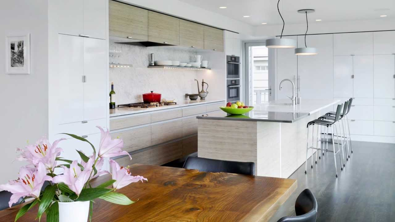 Kitchen Design Clean Lined Crisp And Contemporary Addition To A 1920 S Home