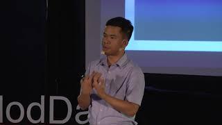 Blockchain ในโลกแห่งอนาคตอันใกล้ | PORAMIN INSOM | TEDxDonModDang