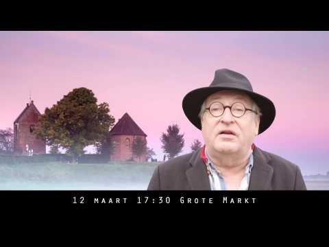 Oproep Youp van 't Hek | Ode aan Groningen