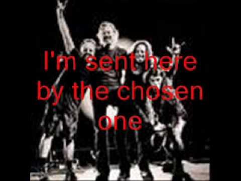 Metallica Creeping Death lyrics