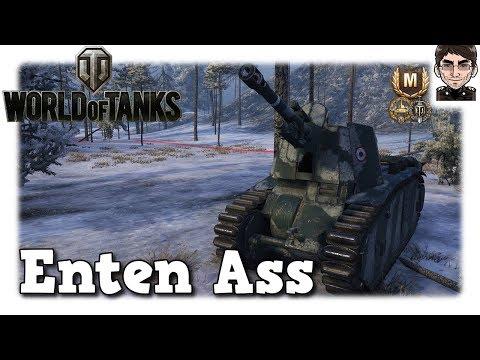 World of Tanks - 105 leFH18B2, Clicker Enten Ass [deutsch | gameplay]