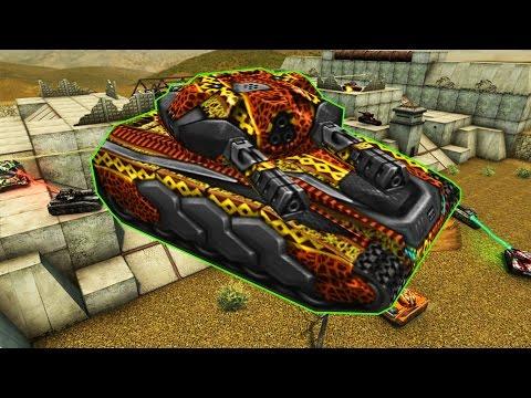 Tanki Online Twins M3 Hornet M3 Rift CTF Gameplay