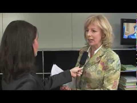 BDP Nationalrätin Ursula Haller zur Armeedebatte 2009