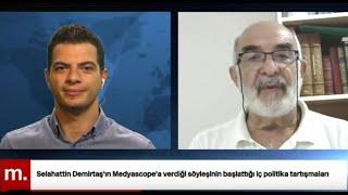 Güne Bakış: Ahmet Taşgetiren ile Demirtaş söyleşisi, Fırat Fıstık ile Fatih Nurullah olayı