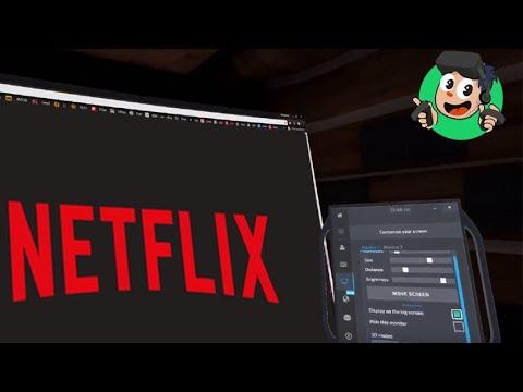 Netflix Oculus Rift