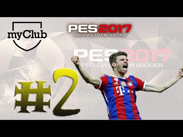 PES 2017 myClub #2 - Emoções no Desafio Online
