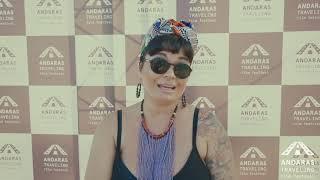 Claudia Aru - Andaras Traveling Film Festival 2020