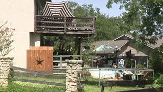 4-year-old boy hospitalized, in serious condition after nearly drowning in family's pool on 4th ...|KSAT 12