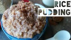Healthy Breakfast Ideas   Rice Pudding Breakfast Meal Prep Recipe