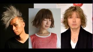 YUKIさんと斉藤和義さんと筋肉少女帯の大槻ケンヂさんがトークしていま...