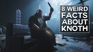 8 Weird Facts about Knoth from Outlast 2