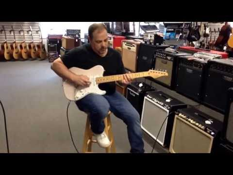 Suhr Classic TS into Tone King Imperial 20th Anniversary at George's Music Center