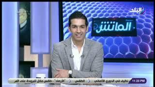 الماتش مع هاني حتحوت 19/1/2019