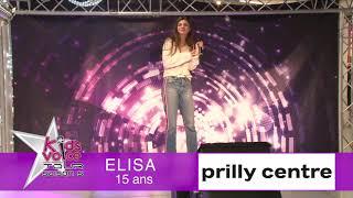 Elisa - Melanie Martinez - Toxic- -Kids Voice Tour 2018 - Prilly Centre , Prilly