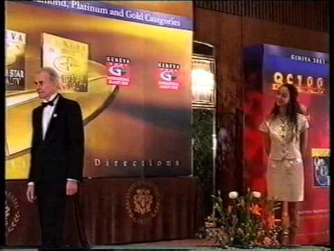 Geneva-2001. International Quality Star 3
