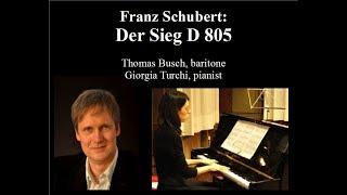 Franz Schubert: Der Sieg D805 - Thomas Busch, Giorgia Turchi LIVE