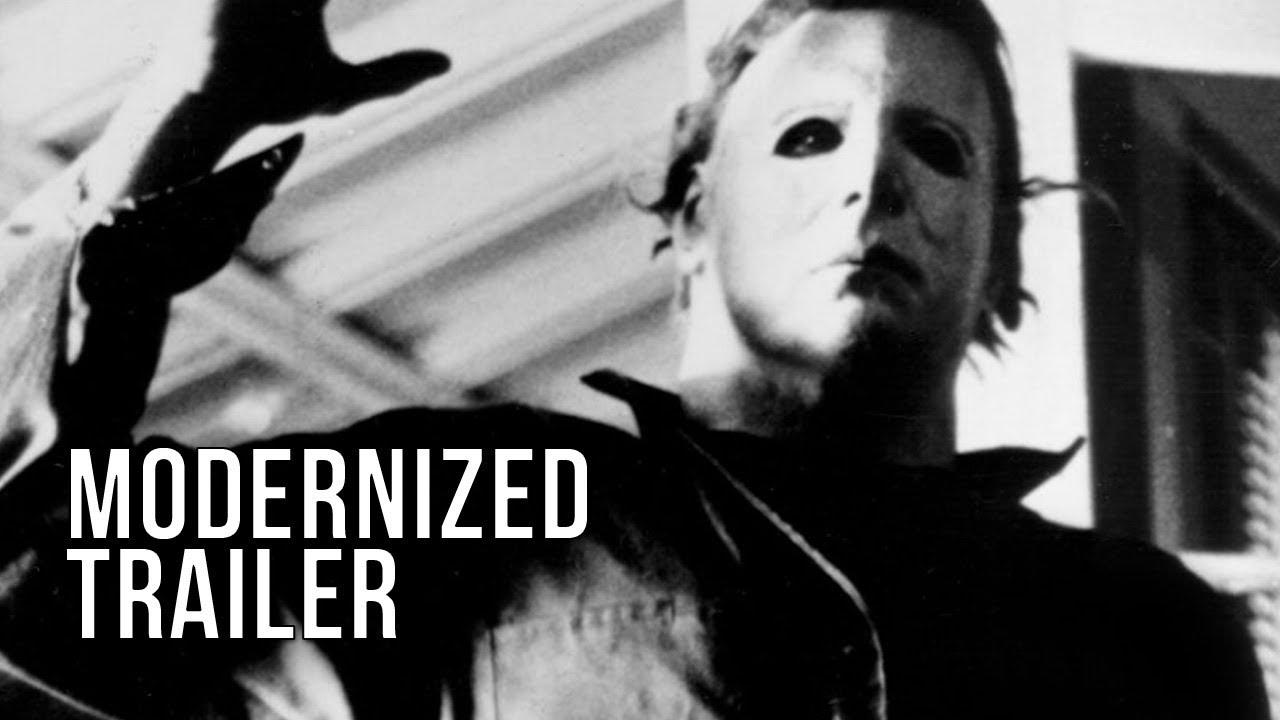 Halloween (1978) - Modern Trailer - YouTube