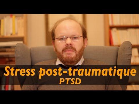 syndrome de stress post-traumatique culpabilité dépression