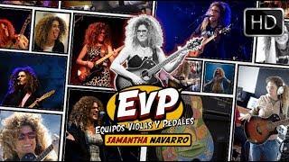 Equipos Violas y Pedales | Samantha Navarro |SUB | ESP | ENG | Full HD|